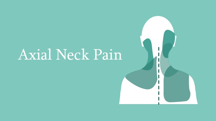 Axial Neck Pain - Spine Surgery Lecture - Thumbnail