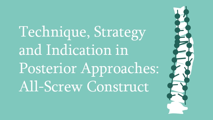 All-screw construct in spine deformity lecture thumbnail