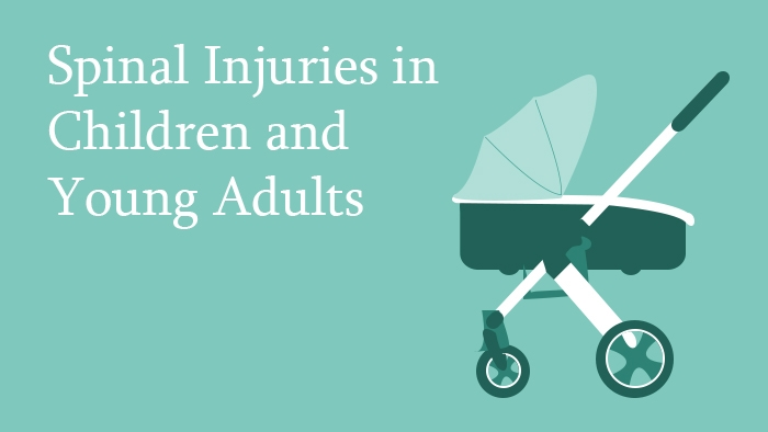 Spinal Injuries in Children and Young Adults Lecture Thumbnail