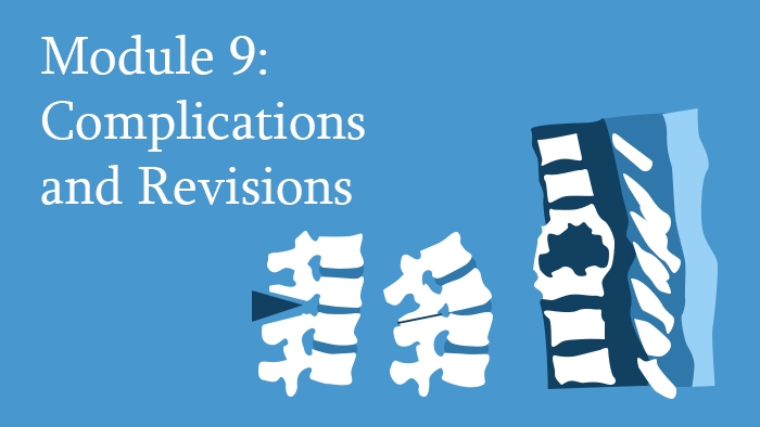 Module 9: Complications and Revisions