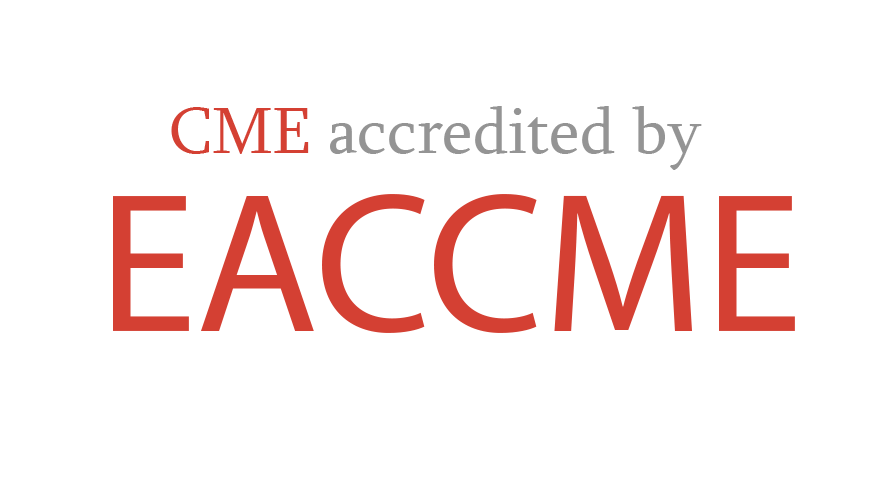 CME Accredited by UEMS logo
