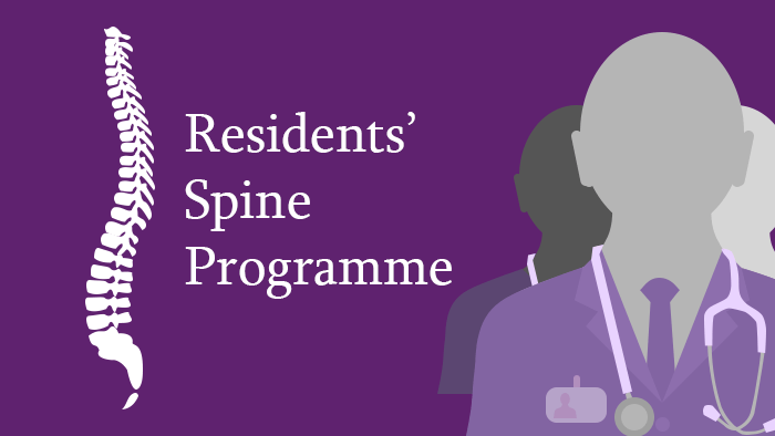 Spine Surgery Education Programme Diploma